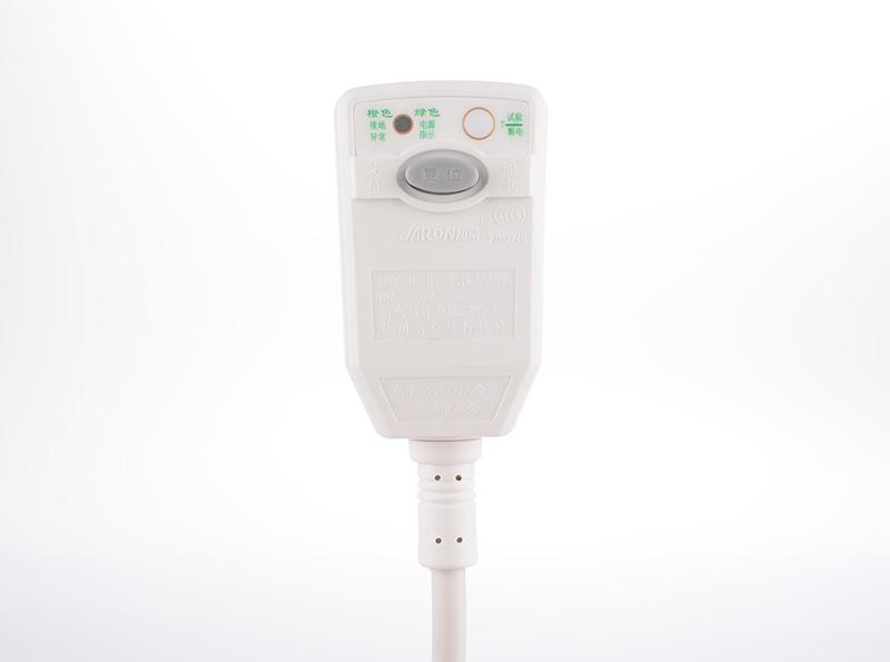 16A,30mA三极断防水漏电保护插头