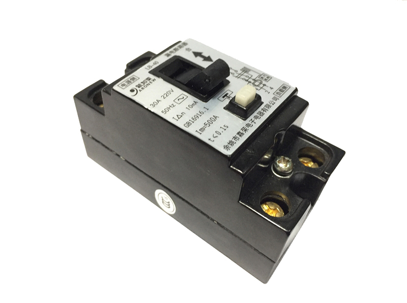 1s   产品介绍    漏电断路器:电路中漏电电流超过预定值时能自动动